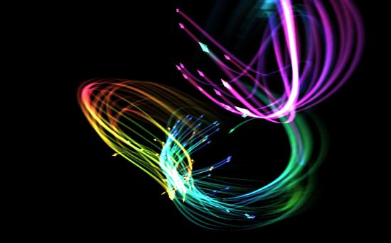Fireflies Screensaver