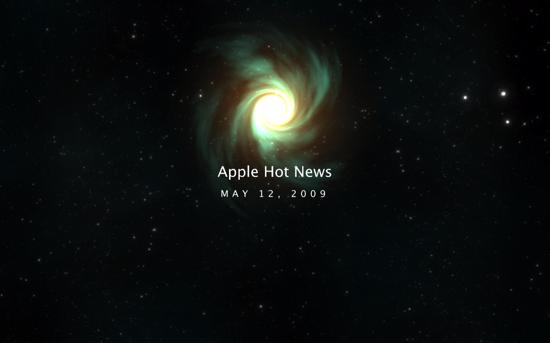 Time Machine Screensaver