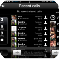 Your Contacts On LockScreen (Cydget)