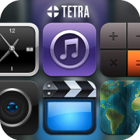 Tetra [SpringBoard Theme]