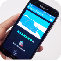 Samsung Announces Galaxy S5 with fingerprint scanner, heart-rate monitor and more