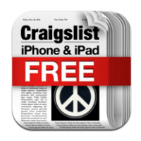 Craigslist By Lifelike Apps, is as Beautiful & Clean as a Craigslist App can get.