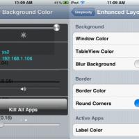 Simplexity Tweak : Brings A Cool Alternative To Apple's App Switcher