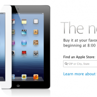 "Apple Announces ""The New iPad"" Launch for Friday, March 16 at 8:00 a.m."