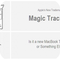 Apple Files 'Magic TrackPad' Trademark
