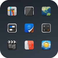 Absolut EP [SpringBoard Theme]