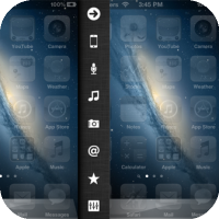 Deck : Brings A New Kind of Action-Bar To The iOS Springboard
