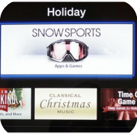 Apps Might Be Coming To the Apple TV This Holiday!  Banners Appear on Apple TV