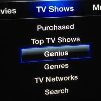 Apple Pushes Genius To Apple TV
