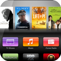 Rumors About The Next-Gen Apple TV  : TV Tuner, Gaming Device, Apple TV As Airport Express