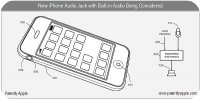 Apple patent reveals consolidated headphone jacks in works for iDevices