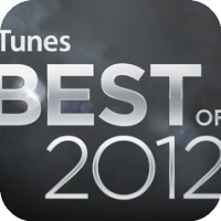 Apple's Picks For Best of 2012 Apps, Music, Movies and more...
