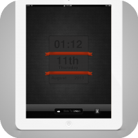 DarkMajic [iPad] [LockScreen]