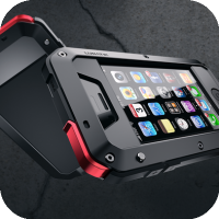TAKTIK Case Aims To Bring A New Kind of Protection To The iPhone While Looking Absolutely Stunning [kickstarter Project]