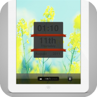 Bright Majic - iPad LockScreen