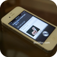 Siri Gets Ported To the iPhone 4 & iPod Touch 4G [Working] [Video]