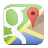 Google Maps App Now Available for the iPhone