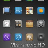 Matte Nano HD  [Springboard Theme]