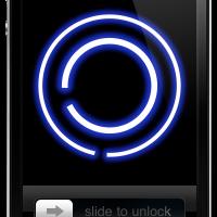 TronClock [LockScreen]