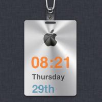 iCloud The [LockScreen]