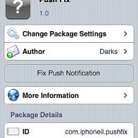 [How To] Push Notifications Fix - Via Cydia ! [Super Easy]