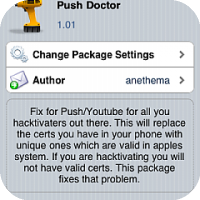 Push Notifications Fix For Hacktivated iPhones