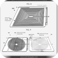 Apple Files a Patent For iPad Smart Cover With Wireless Inductive Charging