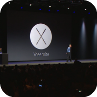 Apple announces OS X 10.10 Yosemite : With A Redesigned user interface and Tons of New Features