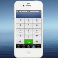 iOS 6 Dailer Theme - Get iOS 6 Dialer Now!