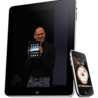 Steve Jobs Confirms iPhone Cannot Be Tethered With iPad