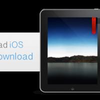 iPad iOS Downloads