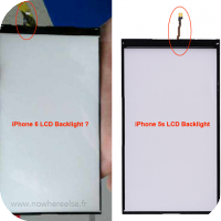 Supposed 4.7-inch iPhone Backlight Screen Leaked : [Photos]