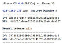 Firmware 4.0 Jailbroken For 3G Already!