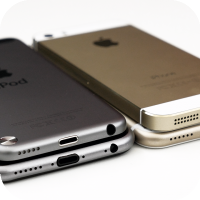 Gold and Space Gray iPhone 6 mockup vs iPhone 5s [Video] [Photos]