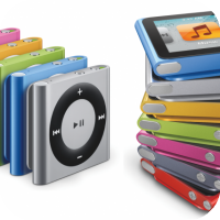 Apple Will Introduce New iPods at Sept 12th Special Event?