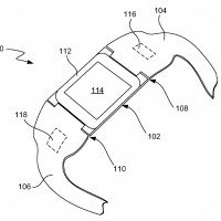 Apple has been granted 'iTime' patent for smart wristband [Images]