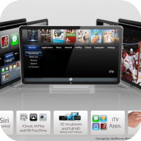 New patent Shows : Apple's work with high refresh rate LCD technology HDTVs