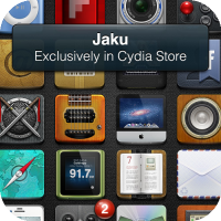 JAKU iOS Theme [$2.99] - Is Worth Every Penny