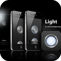 LED Light For iPhone 4 – Free