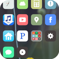 Liminal iOS 7 Theme - Brings Clean Minimalist Beauty to the iOS 7