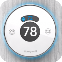 Finally There Is A Nest Competitor : HoneyWell Introduces Its New 'Lyric Thermostat'
