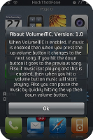 VolumeMC SBSettings