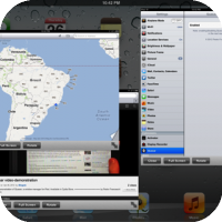 Quasar Brings Cool Multi-Tasking Windows to the iPad [Video]