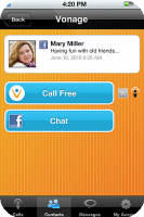 Vonage Offers Free Calls To your Facebook Contacts