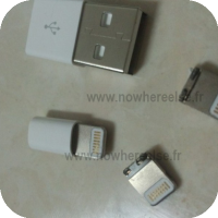 Apple's New Dock Connector Photos Leaked?