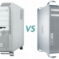 Mac Pro Clone Lets PC users Feel Like Apple Fan Boys