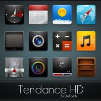 Tendance HD  [Springboard Theme]
