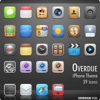 Overdue [SpringBoard Theme]