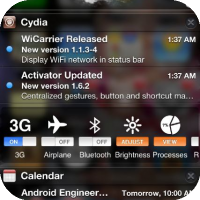 Curiosa :  Cydia Update Notifications (Public Beta Released)
