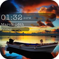 Simply Tiled Lockscreen